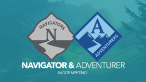 Navigator / Adventurer Meeting Only (Elective or other Badge) @ NewHeart Church | Simi Valley | California | United States